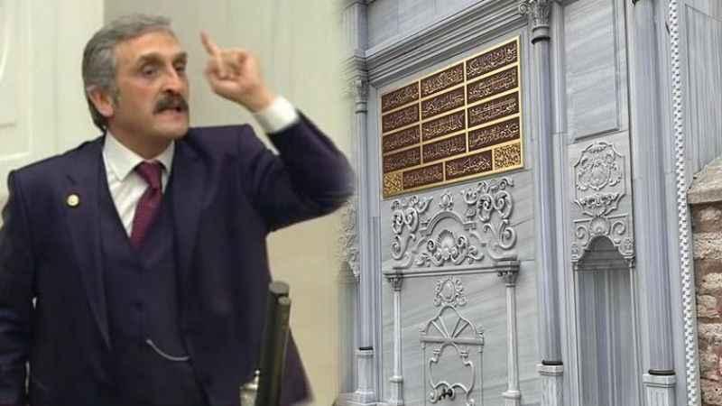 Fatih Altaylı'dan AKP'li Çamlı'ya sert sözler: Aymazlığın dibi!