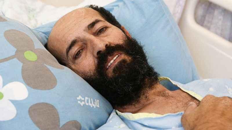 Siyonist İsrail'e geri adım attırdı! 103 günlük açlık grevi bitti!