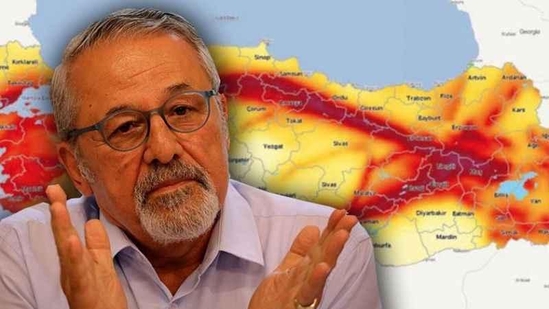Prof. Dr. Naci Görür Malatya depremi sonrası o bölgeyi uyardı!