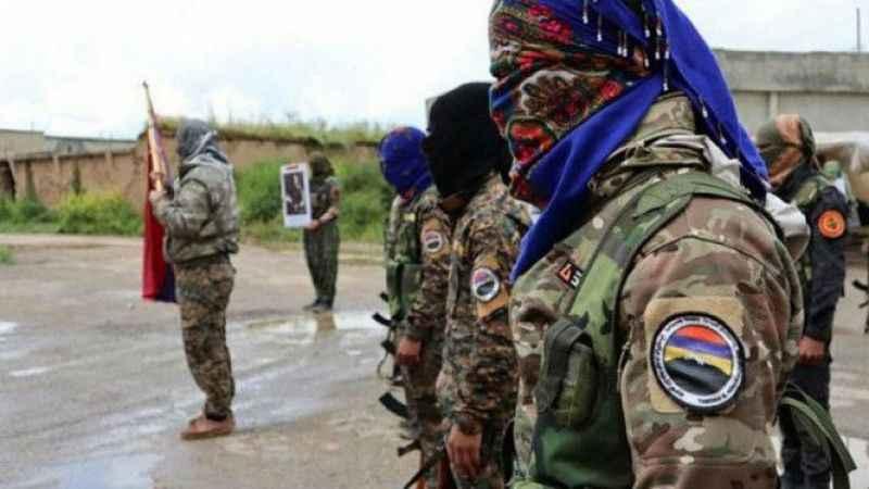 PKK'dan Ermenistan itirafı! Birlikte savaştık!