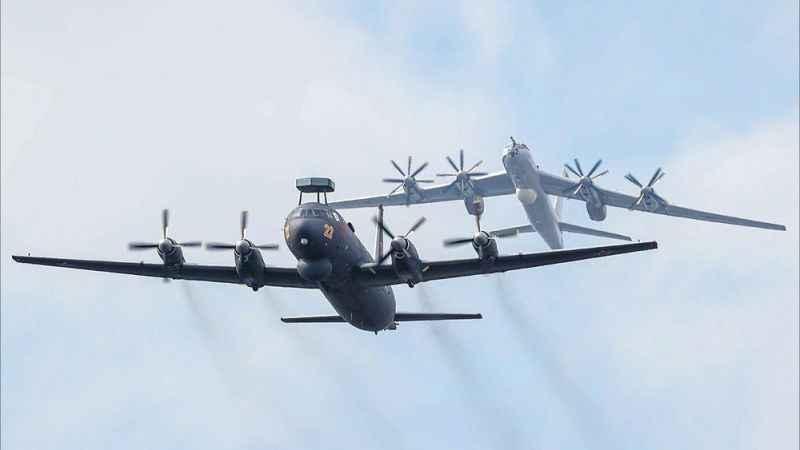 Havada gergin dakikalar! Rus uçağının ihlali son anda önlendi!