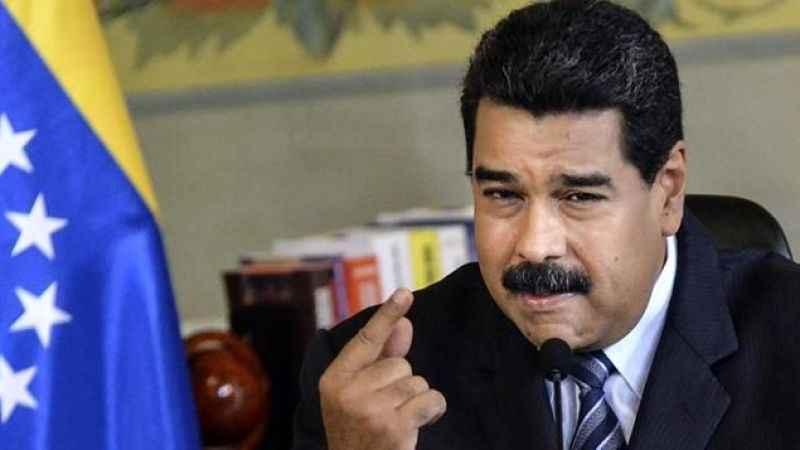 Venezuela lideri Maduro, canlı yayında numarasını paylaştı!