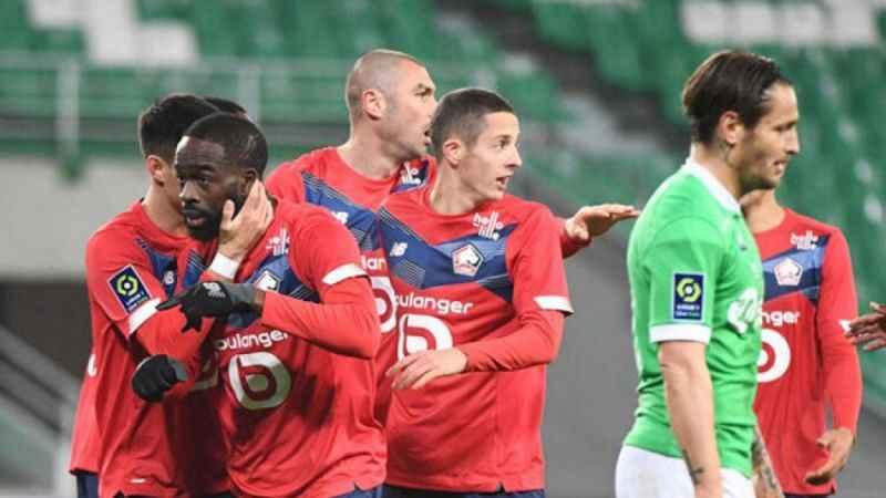 Burak Yılmaz, Lille'i sırtlamaya devam ediyor!