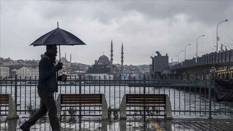 İstanbul saatlik hava durumu! İstanbul'da yağmur ne zaman yağacak?