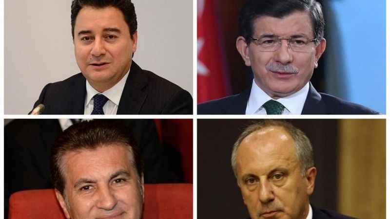 Kübra Par, Babacan,Davutoğlu, İnce ve Sarıgül'ün ortak noktasını yazdı