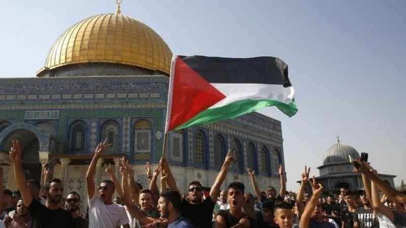 Kuveytliler'den İsrail'e karşı Mescid'i Aksa'lı kampanya!