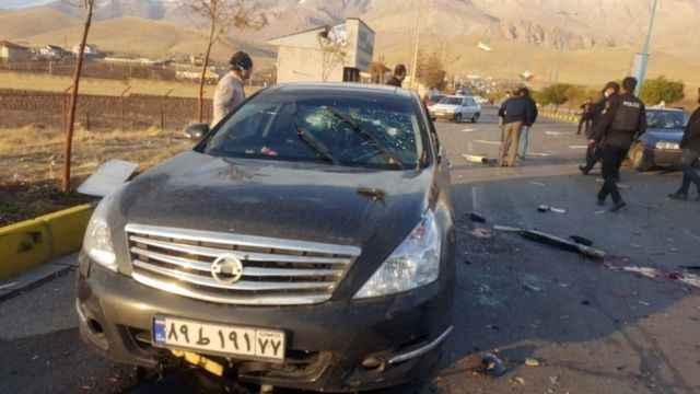 Fahrizade uzaktan kumandalı silah ile öldürüldü! Silah İsrail yapımı!