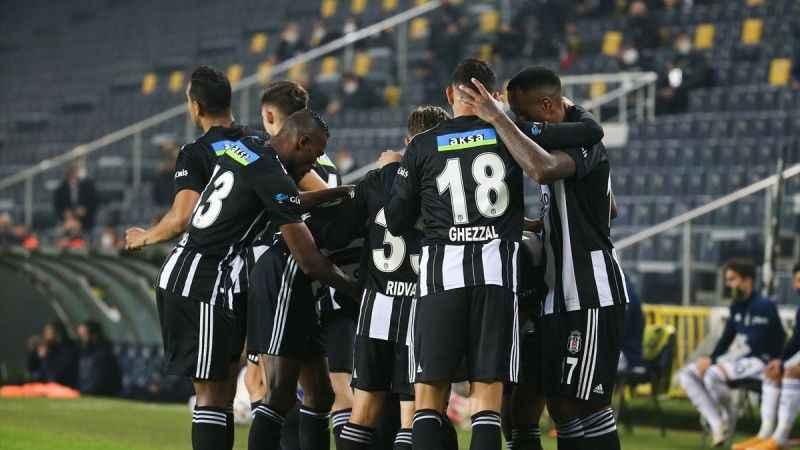 Süper Lig güncel puan durumu! Beşiktaş kaçıncı sıraya yükseldi?