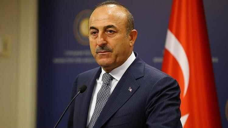 Son Dakika: Çavuşoğlu'ndan AB açıklaması