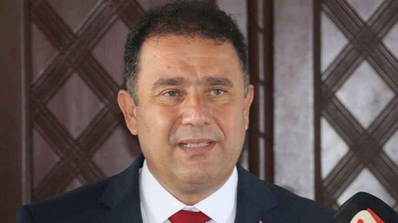 KKTC Başbakanı Ersan Saner kendisini karantinaya aldı