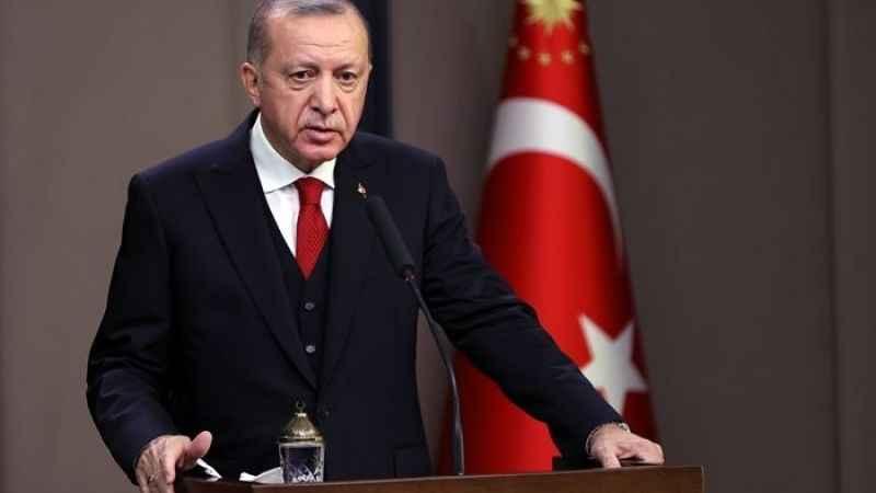 Son dakika Cumhurbaşkanı Erdoğan AB ve ABD'ye mesaj: Bizi ırgılamaz