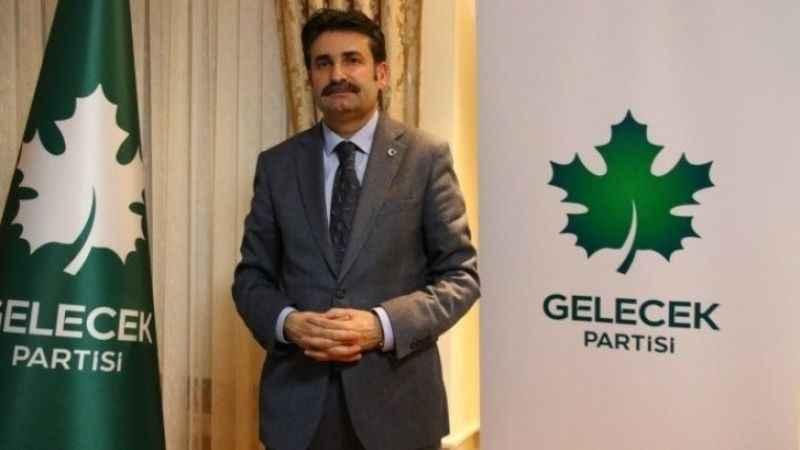 Evine silahlı saldırı düzenlenen Gelecek Partili Üstün'den açıklama