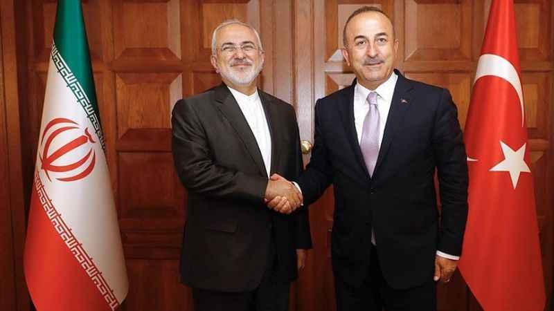 Çavuşoğlu-Zarif görüştü! Şiirle yükselen Türkiye-İran tansiyonu düştü!
