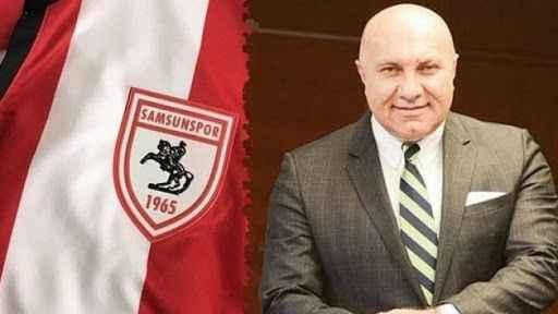 Samsunspor başkanından futbolcularına sert sözler!