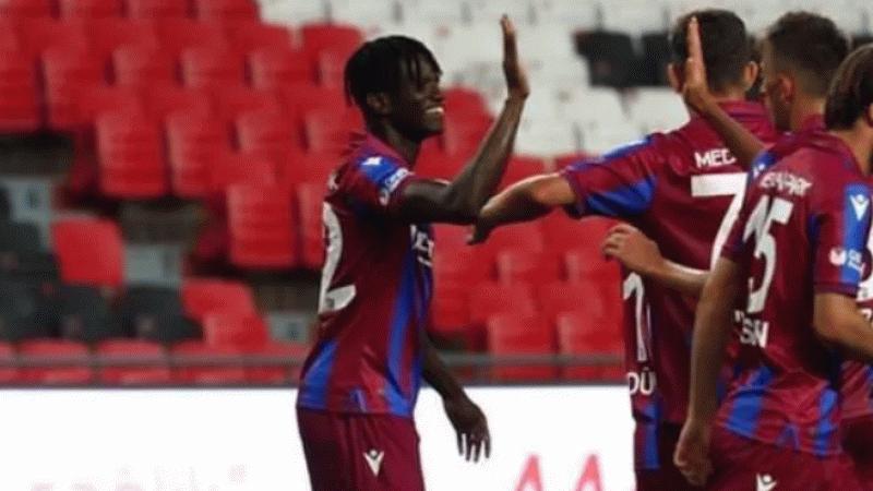 Trabzonsporlu Edgar Le'ye, Saint Etienne talip oldu!