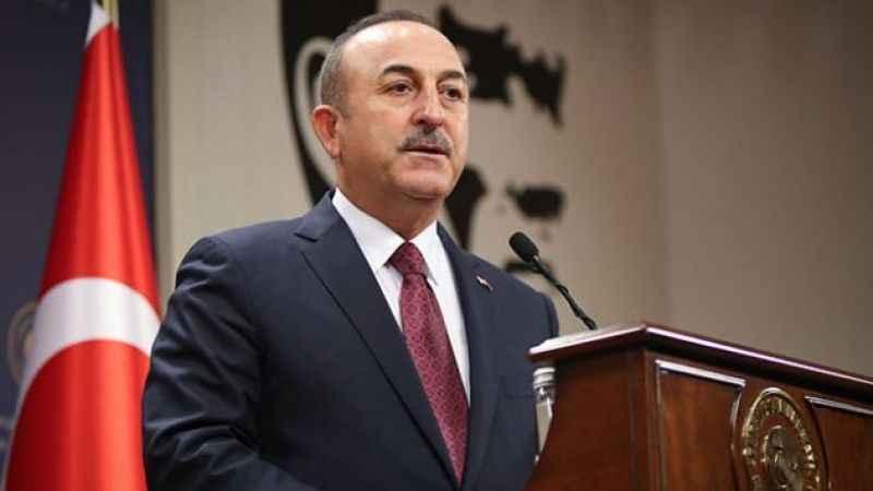 Çavuşoğlu'ndan PKK açıklaması! Temizlenmesi için tüm desteği vereceğiz