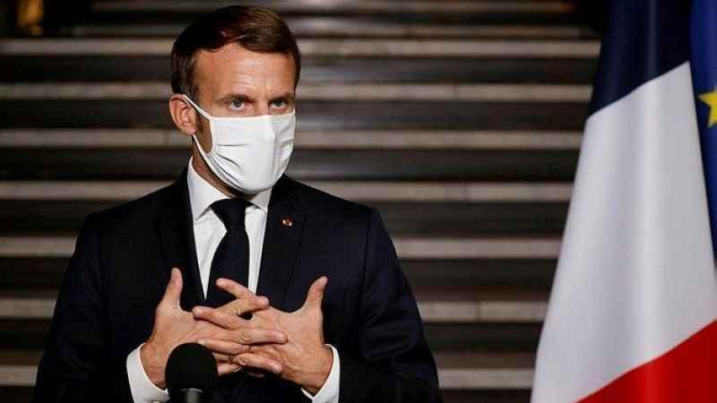 Son dakika: Macron'un testi pozitif çıktı!