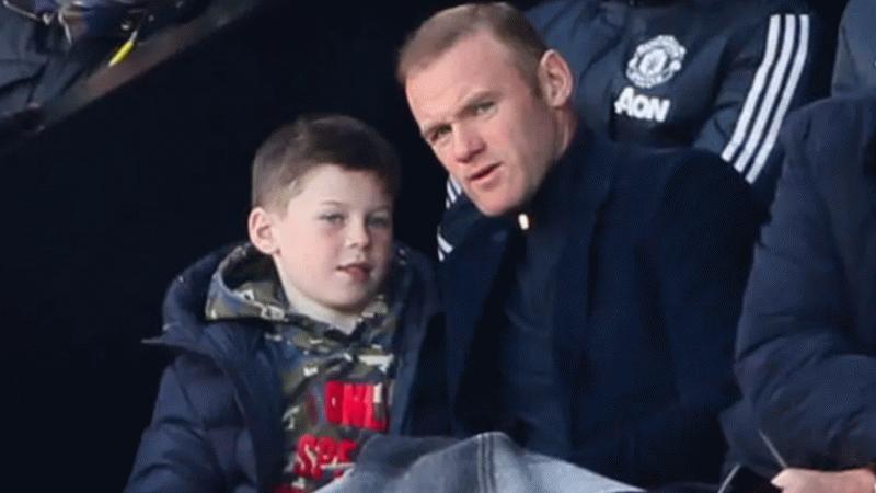 Manchester United'a bir Rooney daha!