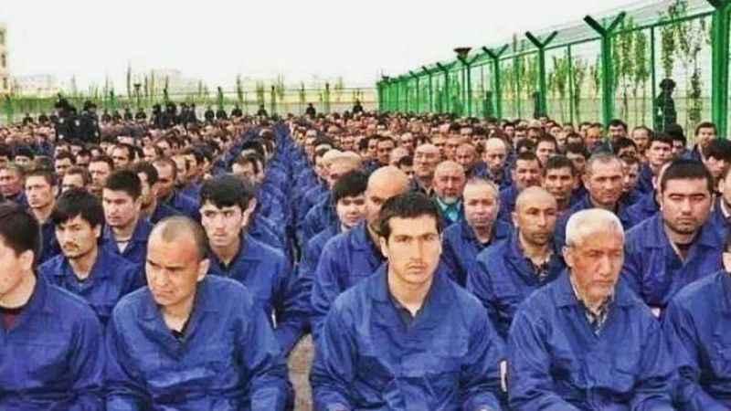 Harita yayınlandı! İşte Çin'in Doğu Türkistan'daki işkence kampları - Dış haberler