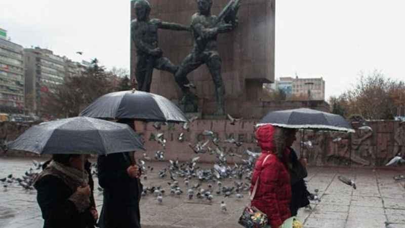 Ankara hava durumu! Ankara'da bugün hava nasıl olacak? (21 Aralık)