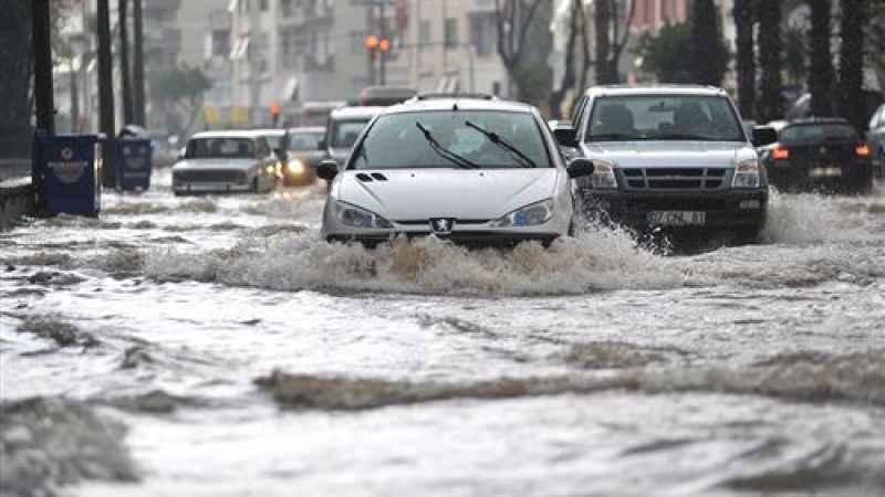 Antalya hava durumu! Antalya'da sağanak yağış bekleniyor (21 Aralık)