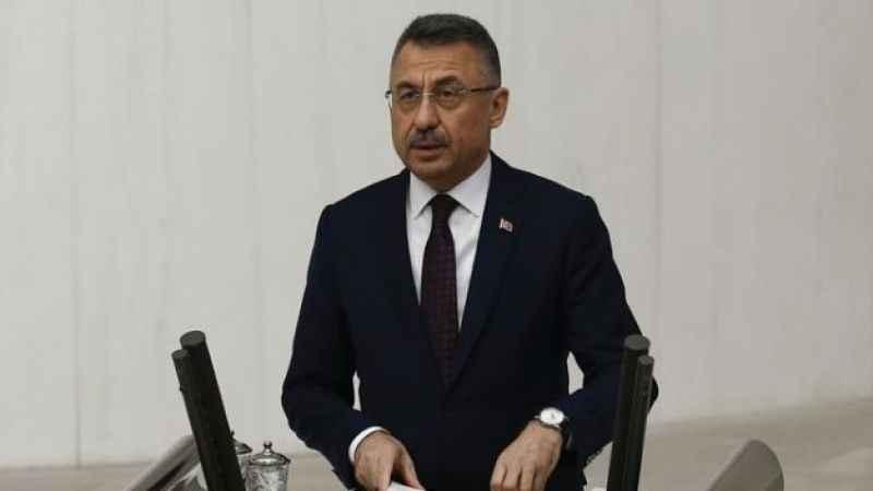 Cumhurbaşkanı Yardımcısı Oktay: Akşener siyasi çapsızlıktan vazgeçmeli