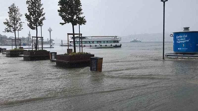 İstanbul hava durumu! İstanbul'da bugün yağmur etkili olacak