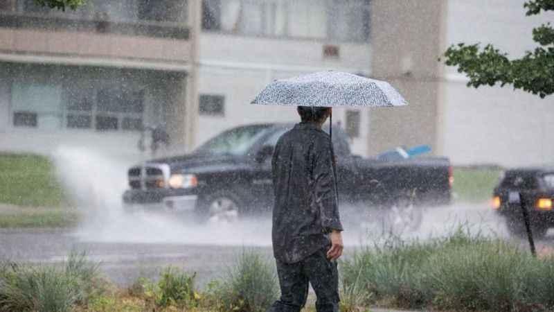 Diyarbakır hava durumu! Meteoroloji'den Diyarbakır'a yağmur uyarısı