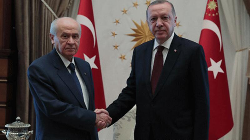 """Erdoğan'dan Bahçeli'yi kızdıracak sözler: """"Ağzımız yandı bu konuda!"""""""