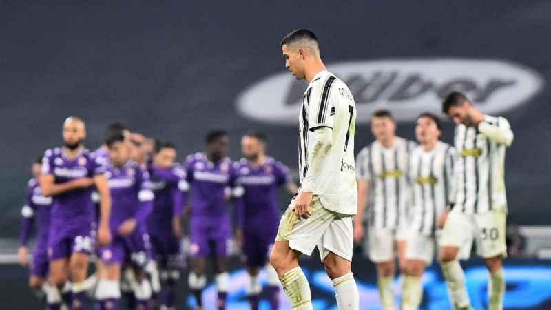 Juventus sezonun ilk mağlubiyetini aldı!