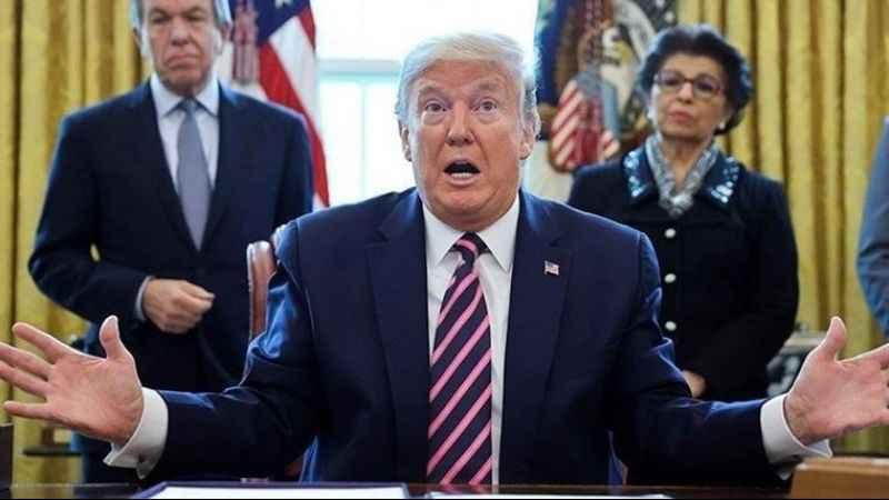 Trump 900 milyarlık ekonomi paketini veto etti! Tam bir rezalet!