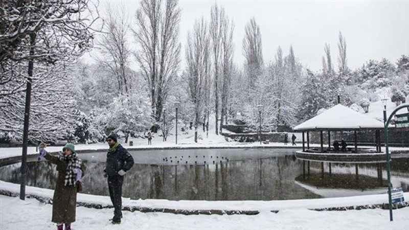 Ankara hava durumu! Ankara'da kar yağışı başladı