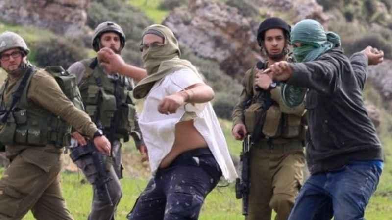 Filistinlileri kendi topraklarından göç etmeleri için her türlü yola başvuran Siyonist İsrail