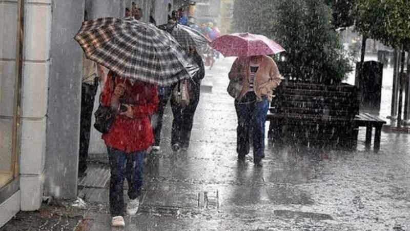 Antalya hava durumu! Antalya'da sağanak bekleniyor (4 Ocak)