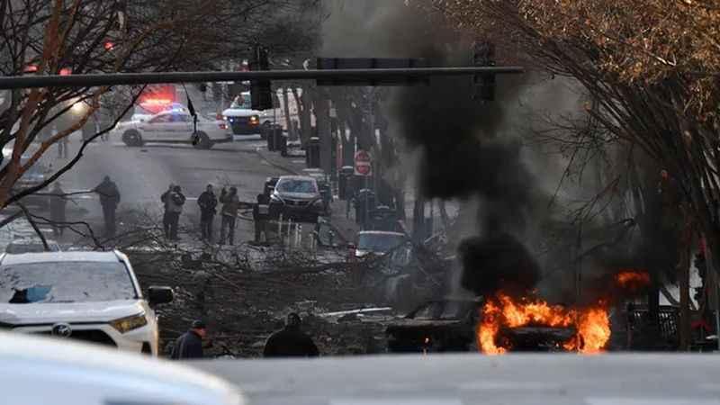 ABD'deki patlamanın ardında intihar bombacısı çıktı