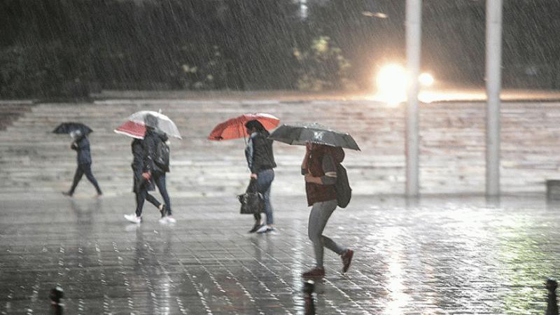 İzmir hava durumu! İzmir'de sağanak yağış etkili olacak (29 Aralık)