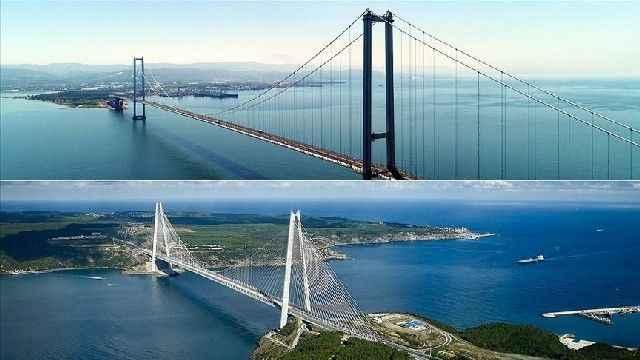 Yavuz Sultan Selim ve Osmangazi köprülerine zam geliyor!