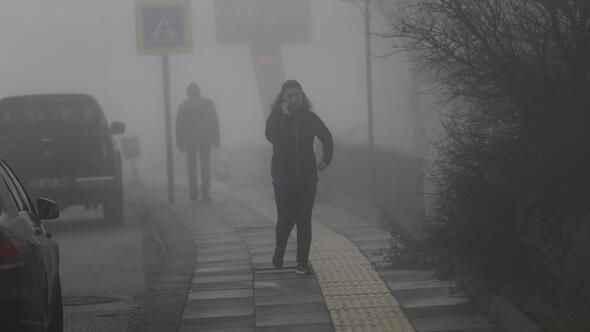 Ankara hava durumu! Meteoroloji'den Ankara'ya sis uyarısı (31 Aralık)