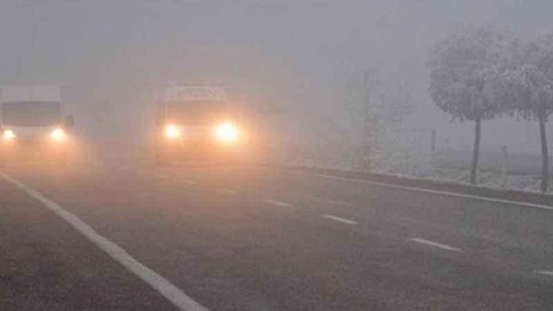 Van hava durumu! Meteoroloji'den Van'a pus ve sis uyarısı (31 Aralık)