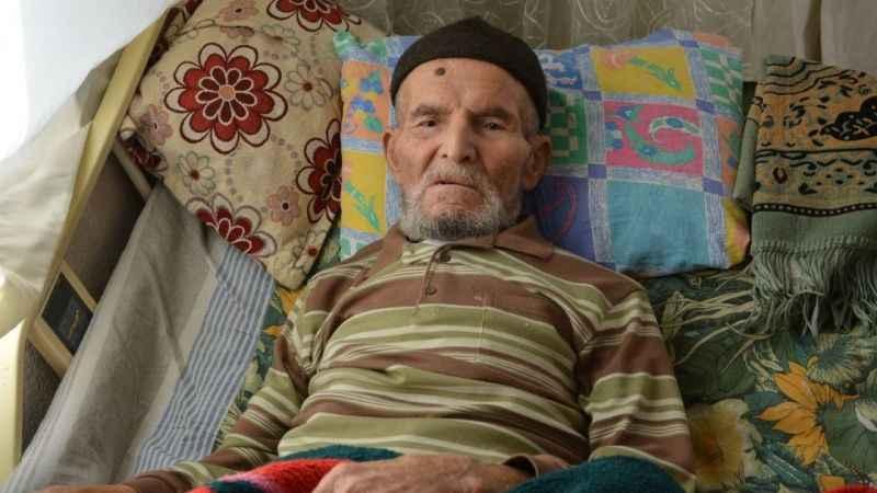 88 yaşında virüsü yenerek şifa buldu!