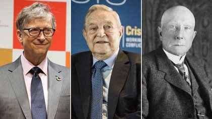 Bill Gates, Soros ve Rockefeller yargılandı! Kovid'i dünyaya yaydılar!