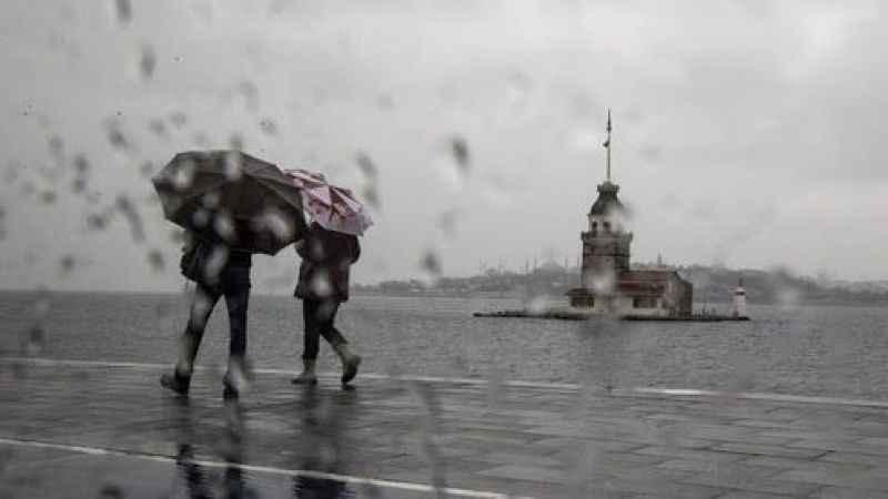 İstanbul hava durumu! İstanbul'da bugün kar yağacak mı? (13 Ocak)
