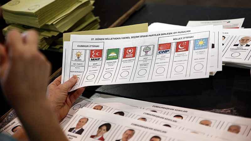 Sarıkaya: Partilerin hepsi seçim barajının indirilmesini istiyor!