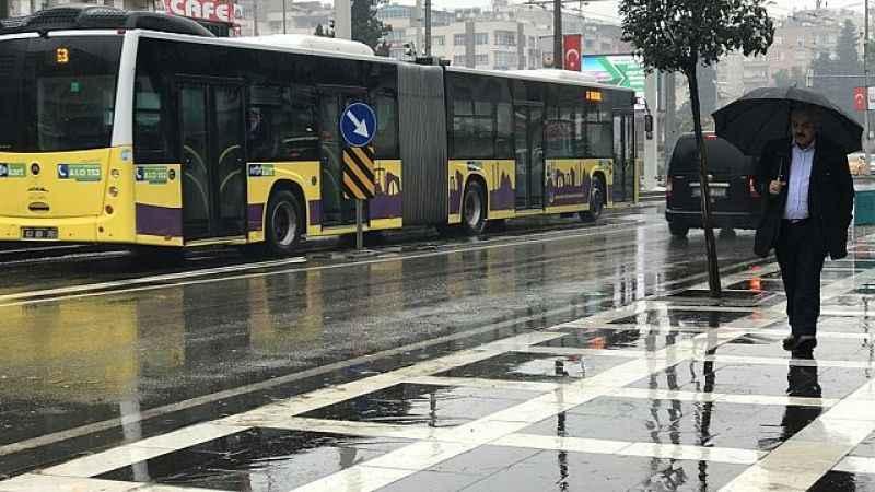 Şanlıurfa hava durumu! Ş.Urfa'ya sağanak uyarısı geldi (13 Ocak)