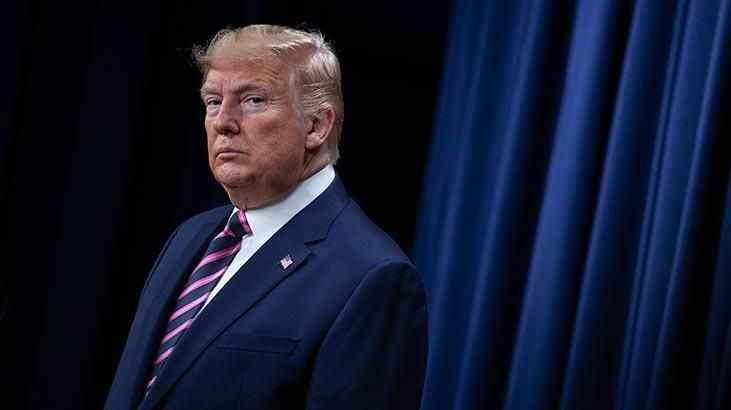 Trump'a bir yasak daha! Trump'ın sanal dünyası karardı!