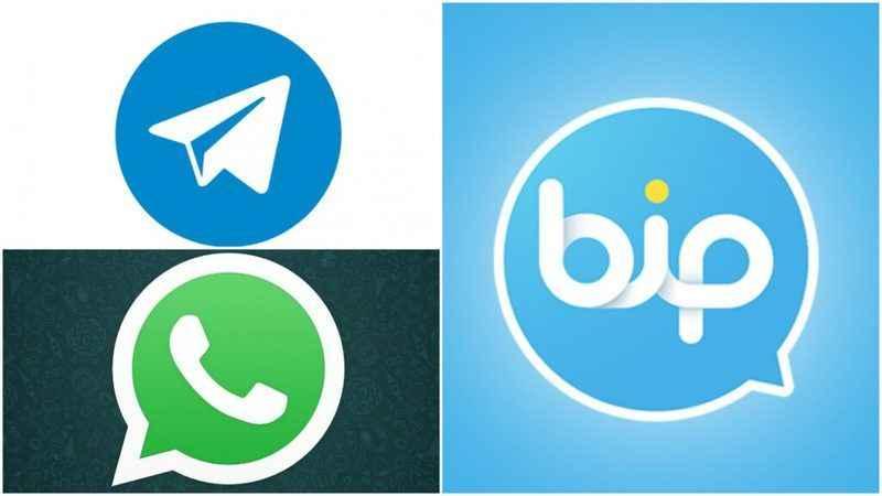 WhatsApp'ta kan kaybı devam ediyor! BİP ve Telegram kullanıcısı arttı
