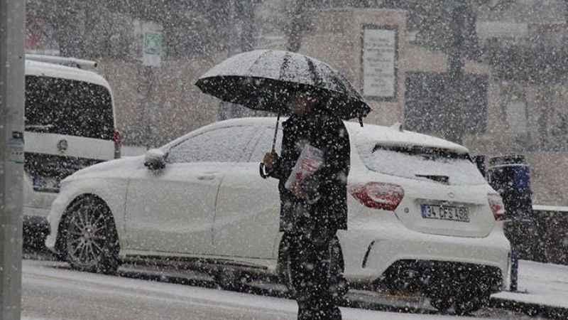 Trabzon hava durumu! Meteoroloji'den Trabzon'a kar uyarısı (15 Ocak)