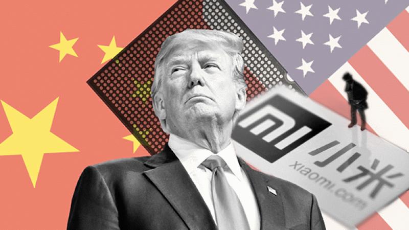 Trump'tan gider ayak Çin'e son darbe! Xiaomi dahil 9 şirkete yaptırım!
