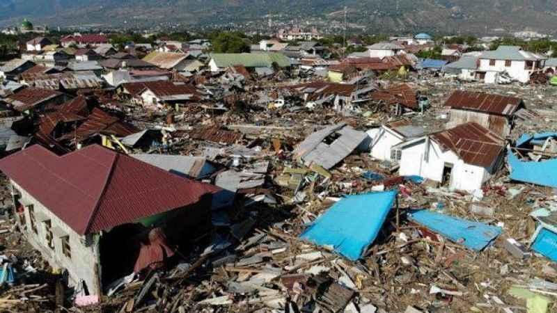 Endonezya'da deprem felaketi! Ölü sayısı 46'ya yükseldi
