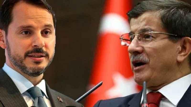 Ahmet Davutoğlu ile Berat Albayrak o şehir yüzünden tartıştı!